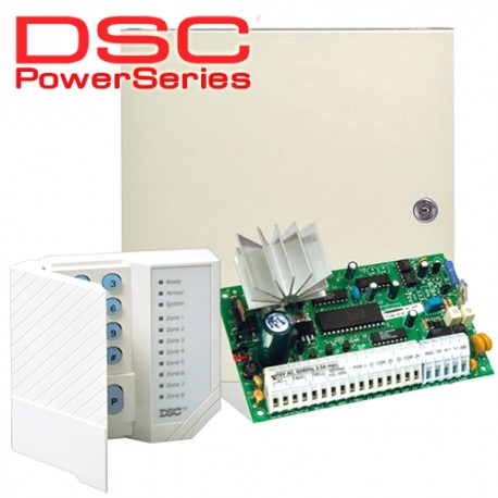 CENTRALA DSC SERIA POWER - DSC PC585