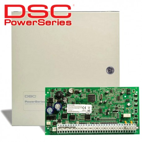 Centrala DSC SERIA NEW POWER - DSC PC1864