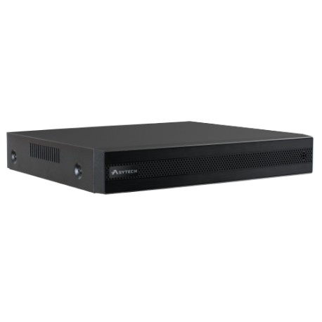 DVR 16 ch. video 5MP lite, 1 ch. audio, H.265 - ASYTECH VT-1416HC
