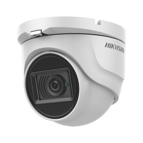 Camera 4 in 1, ULTRA LOW-LIGHT, 5MP, lentila 2.8mm, IR 30m - HIKVISION DS-2CE76H8T-ITMF-2.8mm
